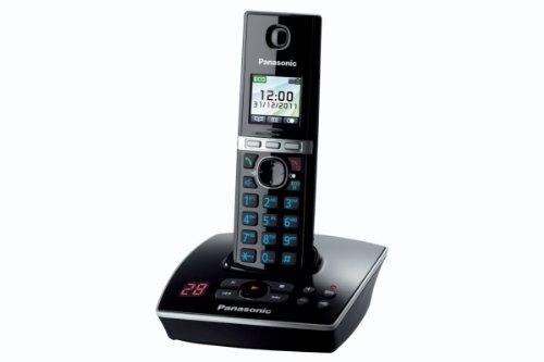 Panasonic KX-TG8061JTB Telefono cordless