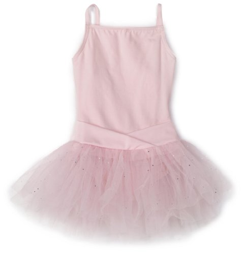 Capezio Girls 2-6x Children'S Camisole Tutu Dress,Pink,S (4-6)