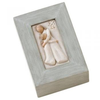 Willow Tree Mother and Daughter Memory Box