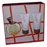Eau Des Merveilles By Hermes For Women. Gift Set ( Eau De Toilette Spray 1.7 Oz & Body Lotion 1.7 Oz Ml+ Shower Gel 1.7 Oz).
