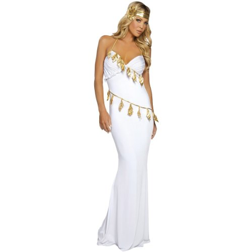 Goddess of Sparta Costume - Medium/Large - Dress Size 6-10