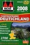 ACSI Campingf�hrer Deutschland 2008:...