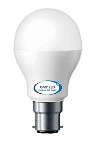 OMT-LED-5W-B22-LED-Bulb-(White)