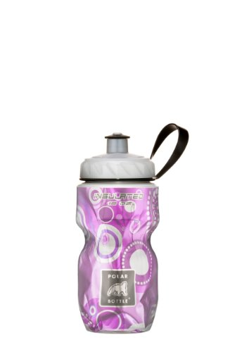 Polar Bottle Kids Insulated Water Bottle, Andromeda, 12-Ounce front-25235