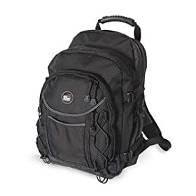 Pacific Digita Action Pro Backpack Black/Black (PD0045)