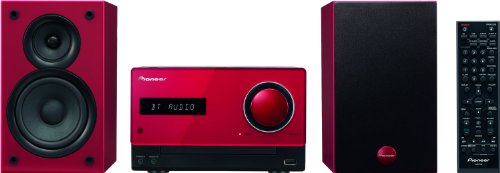 Review and Buying Guide of Buying Guide of  Pioneer X-CM32BT-R 2x15W Micro System