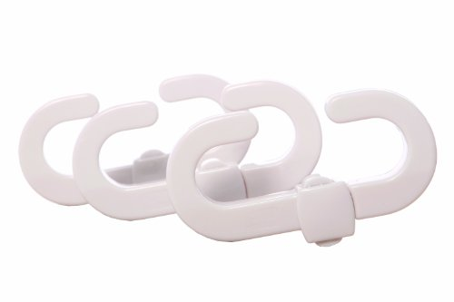 Dreambaby 3 Pack Secure A - Lock, White - 1