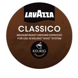 Lavazza Espresso Classico For Keurig Rivo System By Luigi Lavazza [Foods]
