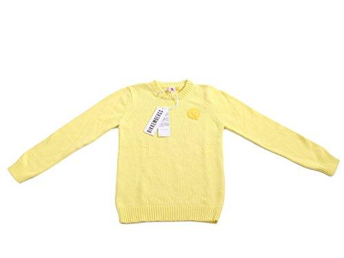 BIKKEMBERGS - Maglione -  ragazzo Giallo giallo