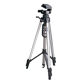 8 Professional STEEL Table Top Tripod For The Canon Elura 100 Optura S1 Mini DV Camcorders