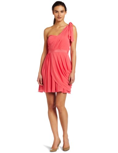 Jessica Simpson Women's One Shoulder Dress