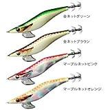 ダイワ(Daiwa) エメラルダス ダート 4.0号 金 ネットグリーン