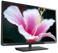 Toshiba 32L1300U 32-Inch 720p 120Hz  LED HDTV (Black)