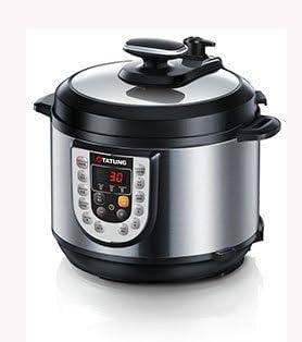 Tatung 6 Liter Electric Pressure Cooker