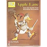 Apple Lane: Save the Hamlet from Scurrilous Scoundrels (Runequest RPG) ~ Greg Stafford