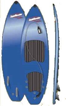 "Liquid Shredder Classic 5'8"" Soft Surfboard"