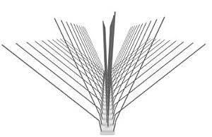 Dissuasori anti piccioni l185 10 anni di garanzia 50cm for Dissuasori piccioni amazon