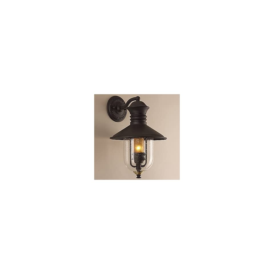 Old Town Outdoor Wall Lantern by Troy Lighting