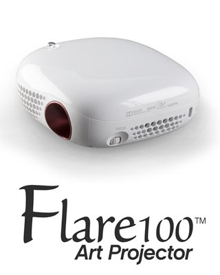 Artograph-Flare100-Digital-Art-Projector