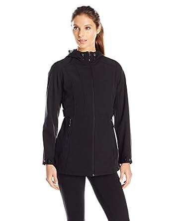 ZeroXposur Women's Evie Long Softshell Jacket at Amazon
