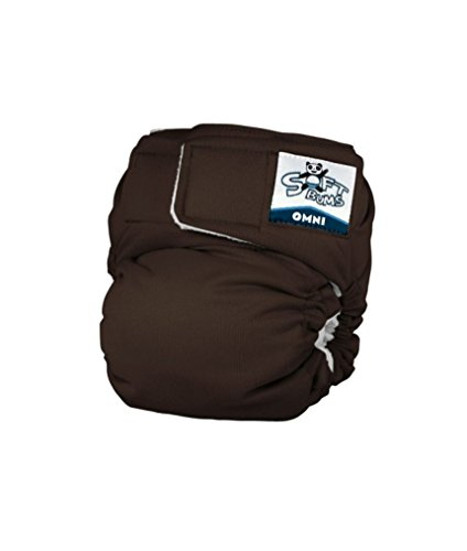 Softbums Velcro Omni Shell (Chocolate)