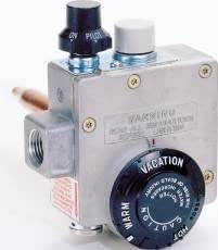 Robertshaw 17002704 Natural Gas Water Heater Thermostat