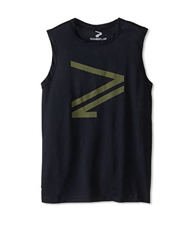 Number Lab Men's Cool Tech Tank