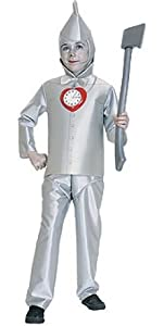 CHILD Official Wizard of Oz Tin Man Costume