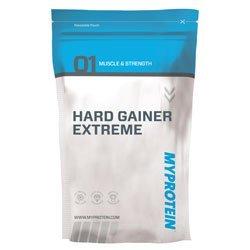 Myprotein Hard Gainer Extreme Strawberry, 1er Pack (1 x 2.5 kg) from Myprotein