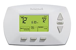 Honeywell RTH6350 5-2 Programmable Thermostat