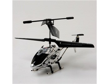 S105C Full Aluminum 3.5 Channel Proportional Infrared Control Helicopter + Worldwide free shiping