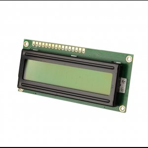 Tjdm1601A 16X1 Character Lcd Module Display Lcm With Led Backlight