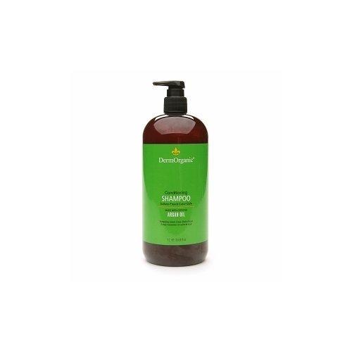 DermOrganic Sulfate-Free Conditioning Shampoo,