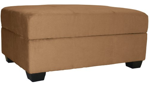 Epic Furnishings 36 by 24 by 18-Inch Storage Ottoman Bench, Mocha Brown Epic Furnishings B009L3IR1Q