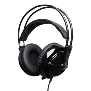 Steelseries Siberia V2 Full-Size Usb Headset. Siberia V2 Headset Usb (Black) Black Headst. Wired Connectivity - Surround - Over-The-Head