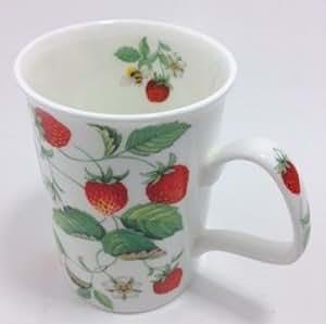 Roy kirkham fine bone china mug alpine for Alpine cuisine coffee cups