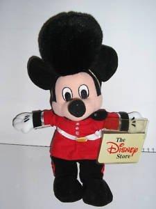 Disneys Palace Guard Mickey Mouse Bean Bag - 1
