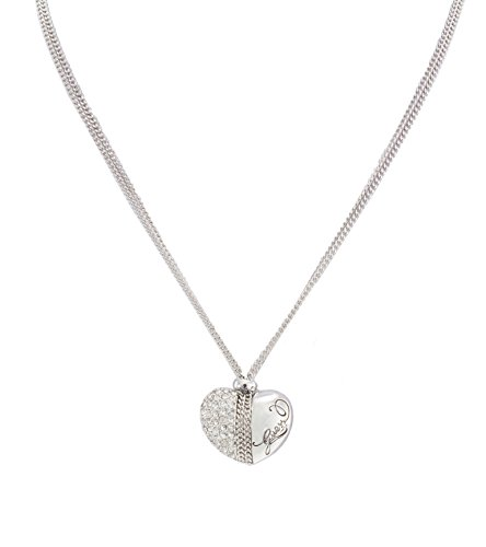 Guess Damen Halskette Metall Kunststoff 40.0 cm UBN71311 thumbnail