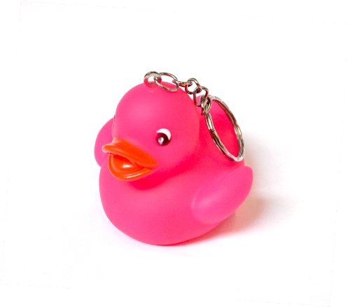 Pink Rubber Duck