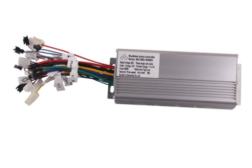Sunwin 60V 800W Electric Bicycle Brushless Speed Motor Controller For E-Bike & Scooter