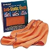 Kinetronics Anti-static Microfiber Cloth, 10x18-Inch Tiger Cloth
