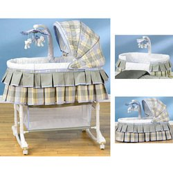 how to clean your bassinet canopy