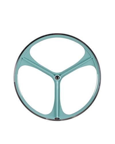 SCHIANO Rueda Bicicleta Fixed 4212 Azul Celeste