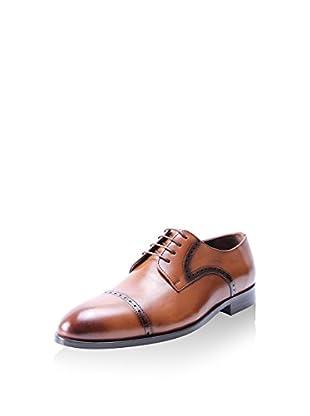 E.Goisto Zapatos derby (Tabaco)