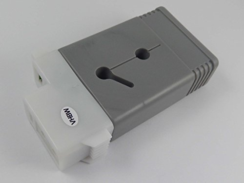 vhbw Druckerpatrone Tintenpatrone photo foto magenta mit Chip für Canon Imageprograf IPF 5100, IPF 6000, IPF 6100, IPF 6200, IPF 5000 wie PFI-101PM.