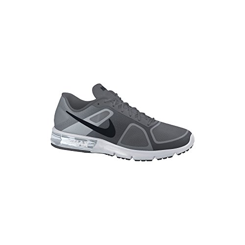 Nike Air Max Sequent Dark Grey/Pure Platinum/Metallic Platinum/Black Men's Running Shoes (Nike Air compare prices)