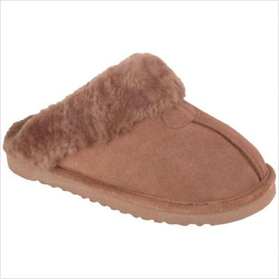Cheap Women's Loki Backless Slipper in Chestnut Color: Chestnut, Size: 5 (471W-CHEST-050)
