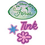 Tinkerbell Edible Icing Decorations Package of 9