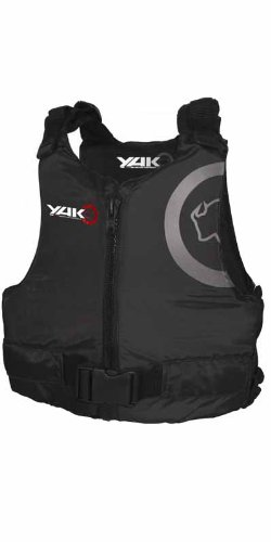 Yak Blaze 50N Buoyancy Aid in Black 2511 NEW 2012 Size-- - Medium/Large