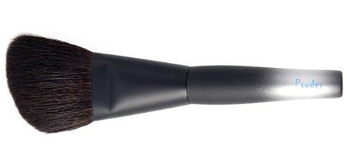 広島熊野筆 パウダーブラシ 毛質 粗光峰